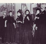 GCV Gesangsgruppe 1952